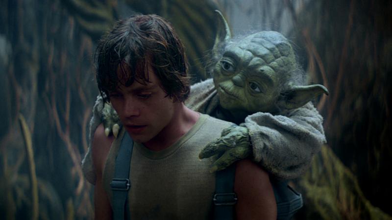 Yoda-Luke-Dagobah